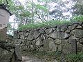 Hagi Castle Tsumenomaru.JPG