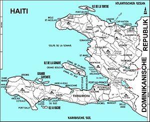 Haiti Karte.Haiti Reiseführer Auf Wikivoyage