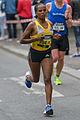 Halima Hassen Beriso Stockholm Marathon 2013 02.jpg