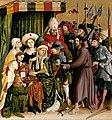Hans Multscher - Flügel-Innenseite des Wurzacher Altars (rechts oben) - Google Art Project.jpg