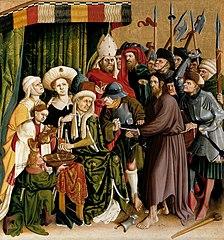 Christ before Pilate (Wurzach altarpiece)