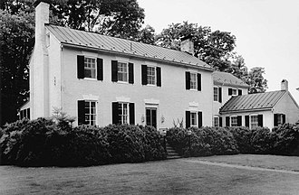 Zachary Taylor - Hare Forest Farm, Orange County, Virginia – Taylor's supposed birthplace