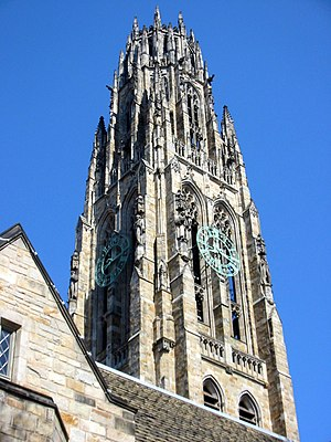 Yale College cover