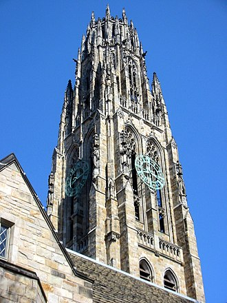 Yale College - Harkness Tower at Yale