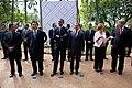 Hassanal Bolkiah Yoshihiko Noda Barack Obama Dmitry Medvedev Julia Gillard and Stephen Harper 20111113.jpg
