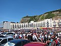 Hastings Pirate Day, Pelham Place car park (geograph 3054164).jpg