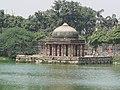 Hauz Shamsi pavilion (3701664490).jpg