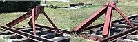 Hayes bumper, Linden, Indiana.jpg