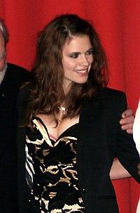 Hayley Atwell, 26 de octubre de 2010