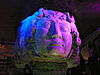 Head of Medusa, Basilica Cistern, Constantinople 01b.jpg