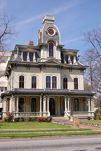 Heck-Andrews House - Image: Heck Andrews House 20080321