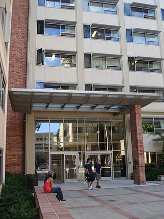 UCLA student housing - Hedrick Summit was built in 2005