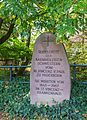 Heilbad Heiligenstadt Geisleder Tor Alter Friedhof Grabsteine Einfriedung Allee Friedhofskapelle 27.jpg