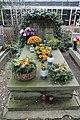 Helena Kurnatowska grave.jpg