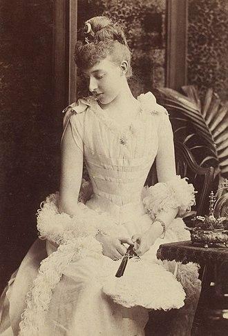 Princess Hélène of Orléans - Image: Helene, Duchess of Aosta