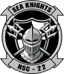 Helicopter Sea Combat Squadron 22 (US Navy) patch 2015.png