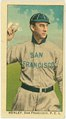 Henley, San Francisco Team, baseball card portrait LCCN2008677335.tif