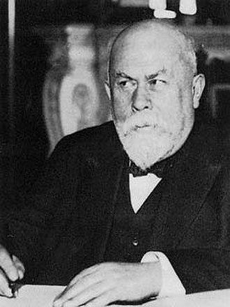Henry Chéron - Chéron as Minister of Finance