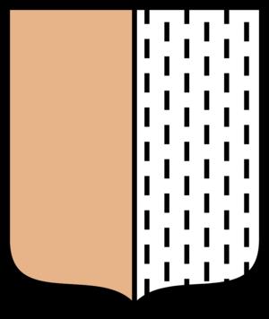 Carnation (heraldry) - Carnation tincture