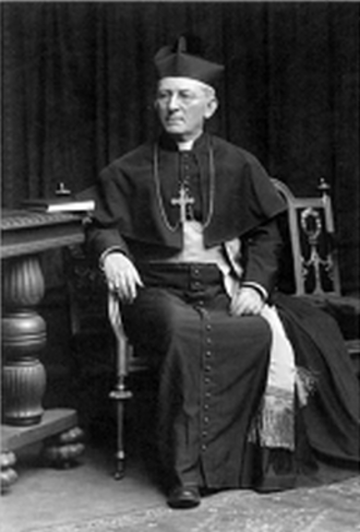 Herman Joseph Alerding - Image: Herman alerding bishop of fort wayne
