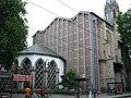 Herz-Jesu, Cologne, Ostfassade, Sakramentskapelle.jpg