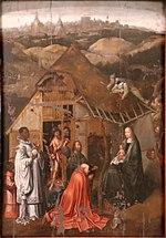 Hieronymus Bosch, Calvet Museum, Avignon