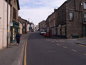 Bentham, North Yorkshire - Image: High Bentham
