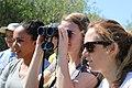High School Seniors from Ventura High School birding at Ventura Harbor Wetlands Preserve (25694698160).jpg