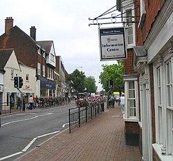 High Street Brentwood Essex - geograph.org.uk - 19540.jpg