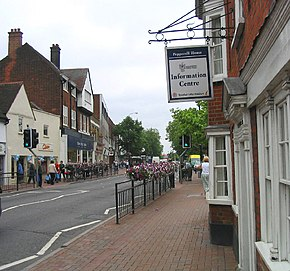High Street Brentwood Essex - geograph.org.uk - 19540.jpg