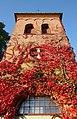 Hilleroed Kirke Helsingoer Denmark belfry.jpg