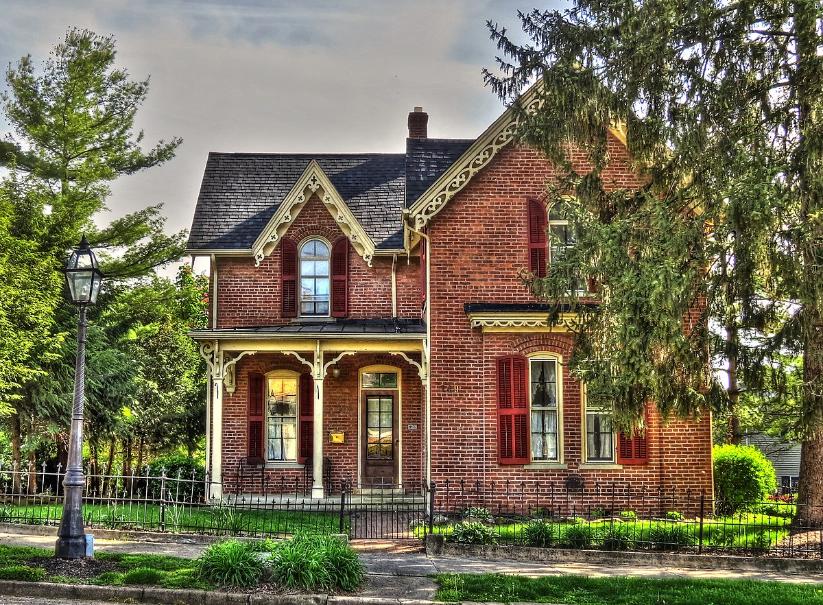 Gables Of St Morris file:historic morris house in circleville, ohio (13063646224