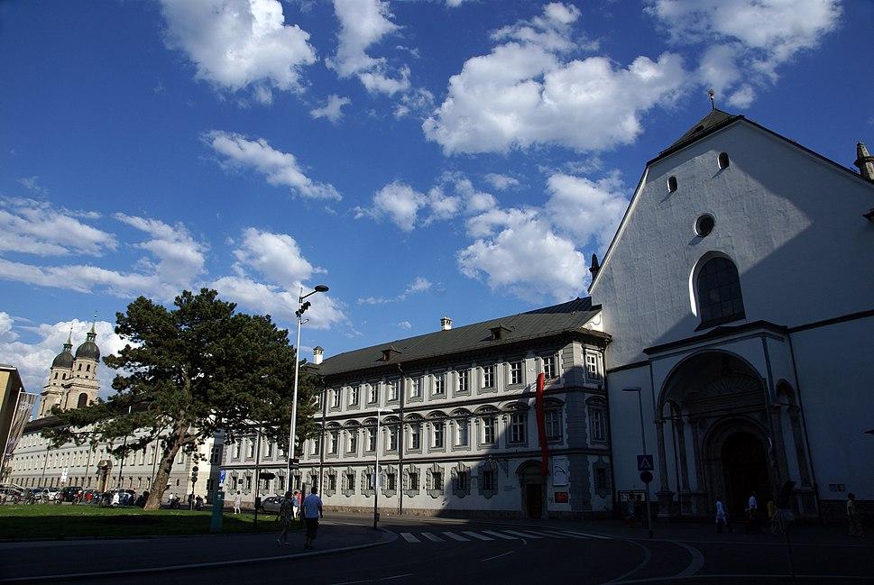 Hofkirche Innsbruck 2