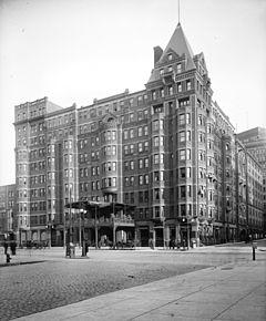 Hollenden Hotel Cleveland Loc Det 4a11174 Jpg