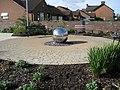 Holmewood - Memorial Garden - geograph.org.uk - 959908.jpg