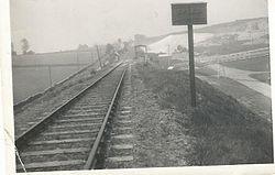 Hopton Incline, Cromford and High Peak Railway 1964.jpg