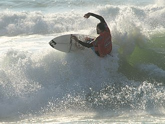 Landes (department) - Image: Hossegor 2008 (3)