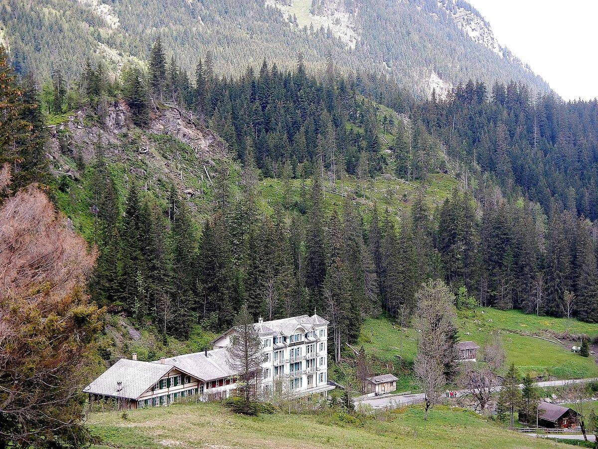 Hotel Oberland La Paz