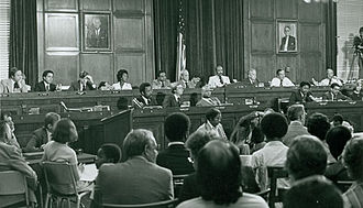 United States House Select Committee on Assassinations - Meeting of the House Select Committee on Assassinations