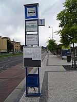 Hradčanská, autobusové stanoviště, stání 1.jpg