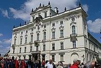 Hradčany - Palais des Erzbischofs 1.jpg