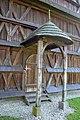 Hronsek - Drevený artikulárny kostol - 04.jpg
