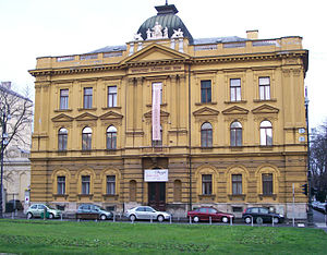 Republic of Croatia Square - Croatian School Museum (1889)