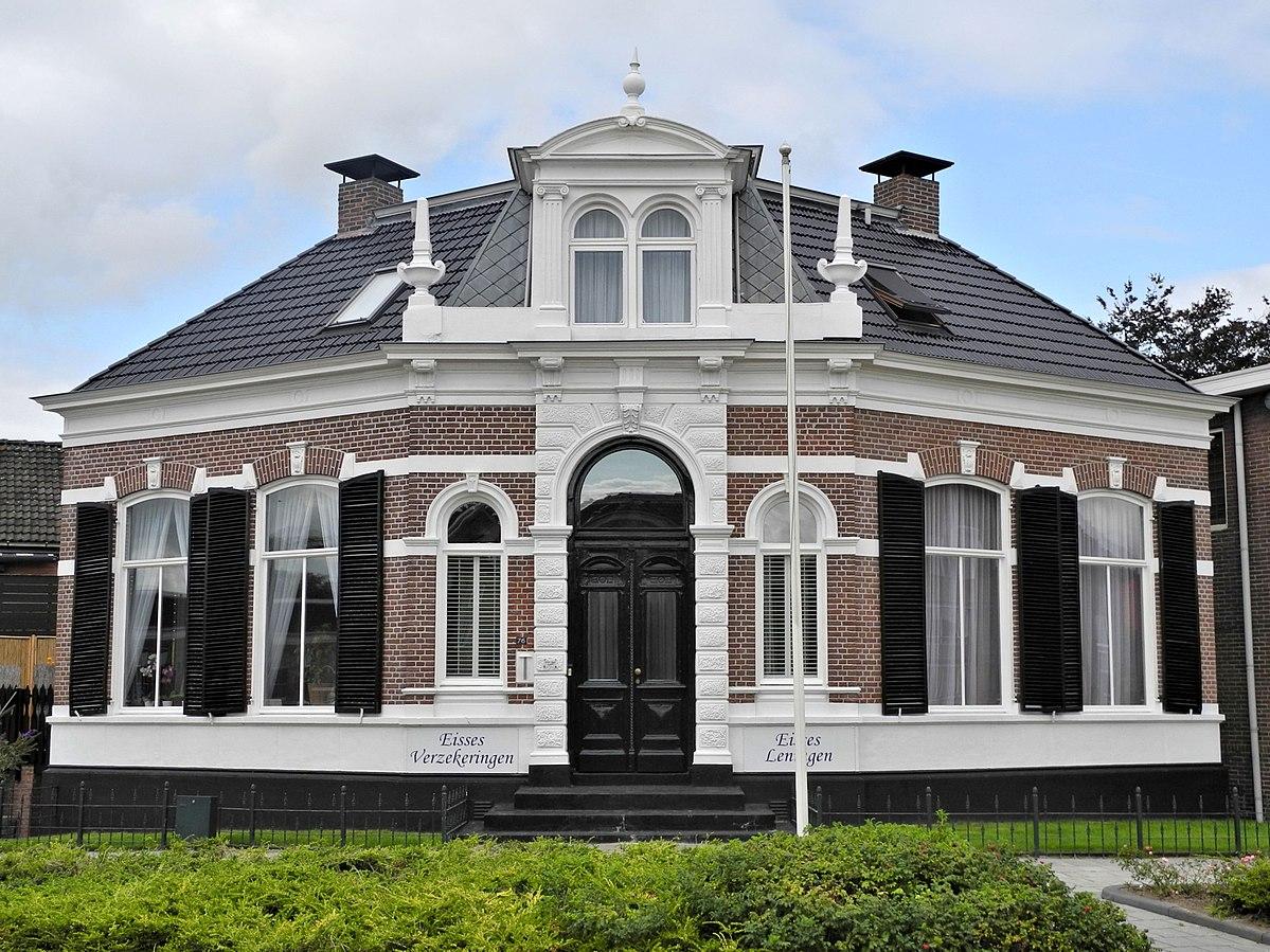 Huis met de vazen assen wikipedia for Lijst inrichting huis