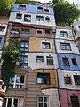 Hundertwasser museum, Vienna.JPG