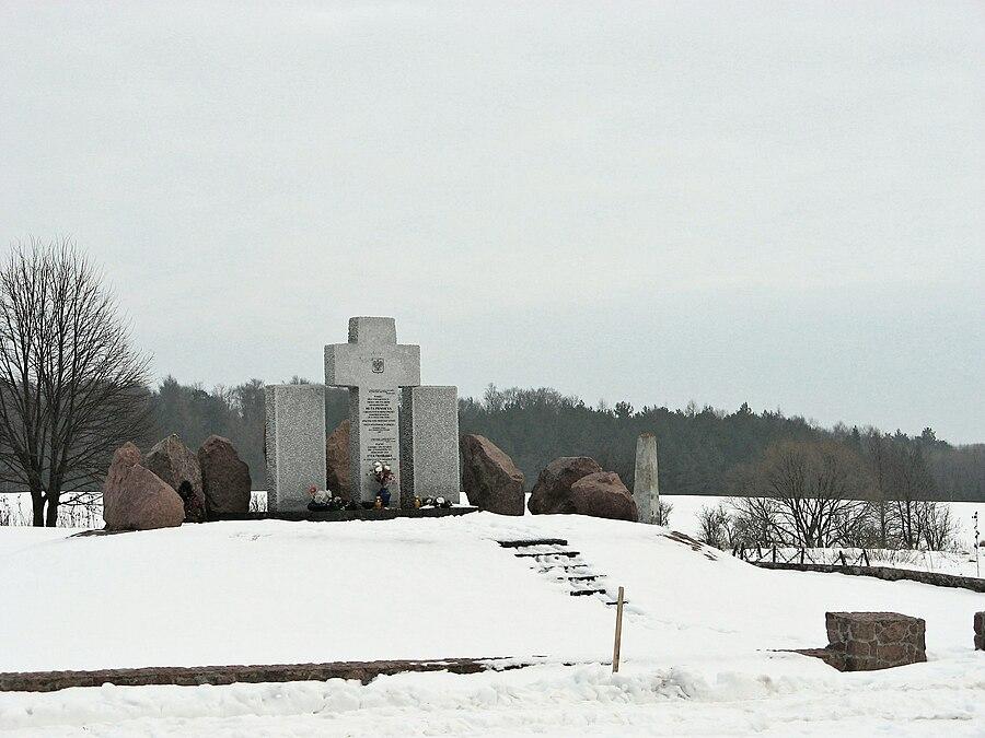 Huta Pieniacka massacre