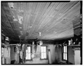 INTERIOR, CEILING BOARDS - Kandt-Domann Farmstead, Wash House, State Route 3, Hope, Dickinson County, KS HABS KANS,21-HOPE.V,1-D-7.tif
