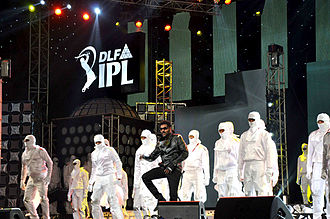 Prabhu Deva - Prabhu Dheva's performance at IPL Season 5 opening ceremony