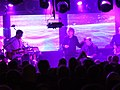 """IQ played their """"traditional"""" Christmas gig to a capacity crowds at The Garage in Highbury 91.jpg"""