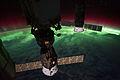 ISS-29 Soyuz TMA-02M and Progress M-10M against Aurora Australis.jpg